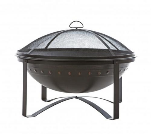 Fire Sense Highland Wood Burning Fire Pit 1