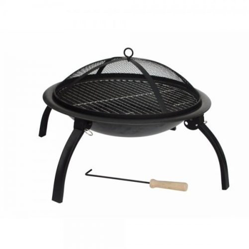 Fire Sense WT Living 22 Folding Fire Pit