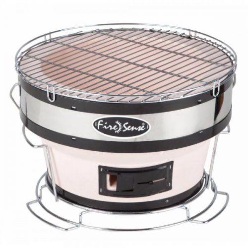 Fire Sense WT Living HotSpot Round (Small) Yakatori Charcoal Grill